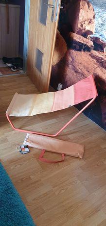 Krzesło plażowe  + pokrowiec