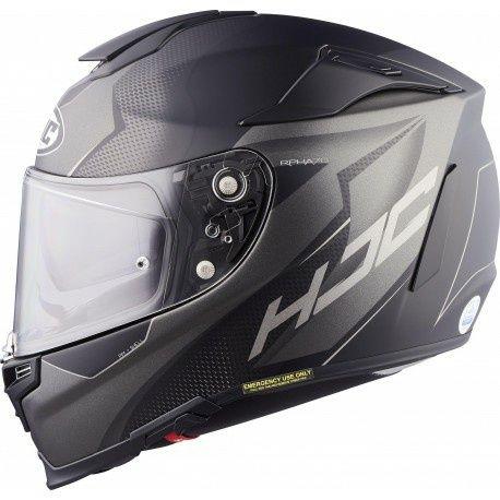 Nowy kask integralny HJC R-PHA-70 Gadivo Black / Grey - rozmiar M