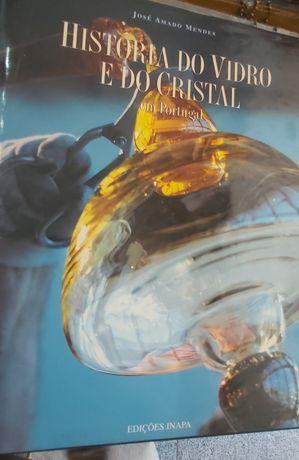 História do Vidro e Cristal