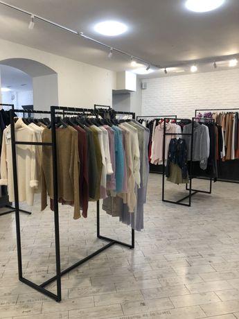 Вешалка Loft для одежды, остров для одежды, торговое оборудование для