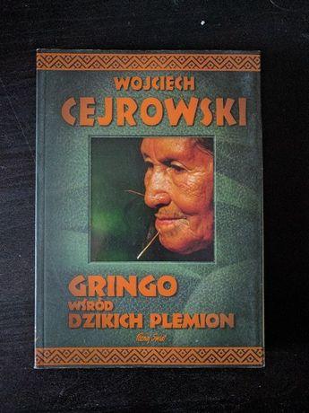 Wojciech Cejrowski - Gringo wśród dzikich plemion - książka BDB