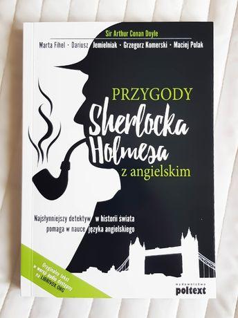 Przygody Sherlocka Holmesa z angielskim nauka języka podręcznik