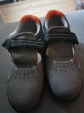 Buty robocze z noskami