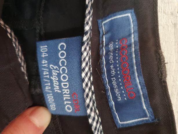 Spodnie Cocodrillo stan idealny roz. 104