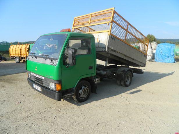 sprzedaż samochodu ciężarowego MITSUBISHI CANTER