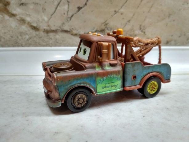 Детская игрушка машинка Тачки, Cars, Мэтр, Mattel, Disney, Pixar