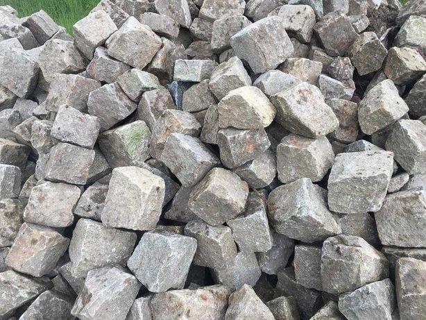 Starobruk,kostka granitowa,kostka brukowa, duża,15x20,20x20,20x25