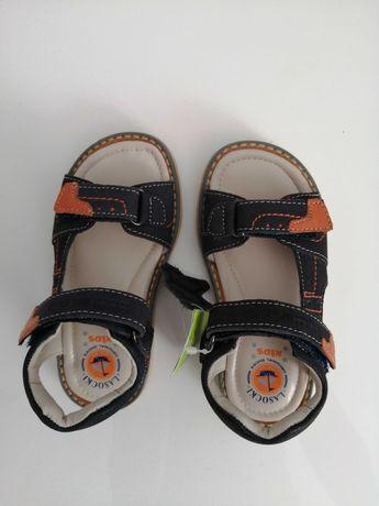 Nowe Sandały dla chłopca rozm 26 - Lasocki