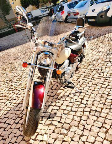 Moto Hyosung Gv 250 cc
