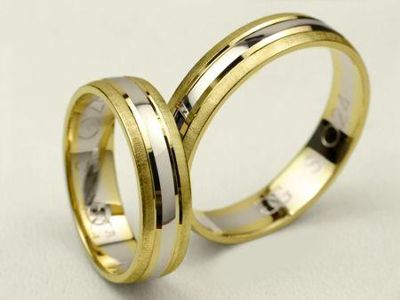 Złote Obrączki 585 S025 5mm GOLDRUN CHORZÓW