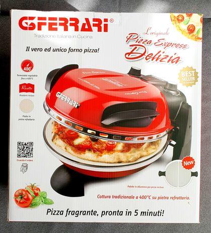 PIEC do pizzy G3FERRARI G10006 CZERWONY 1200W