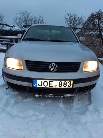 VW passat в нормальном состоянии