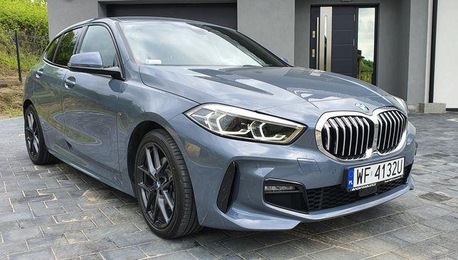 Odstąpie leasing BMW serii 1 118d
