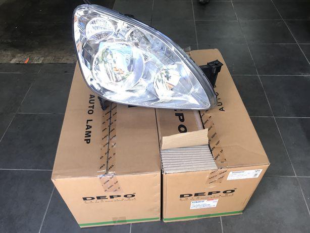 Nowe lampy depo honda cr v II 2005r