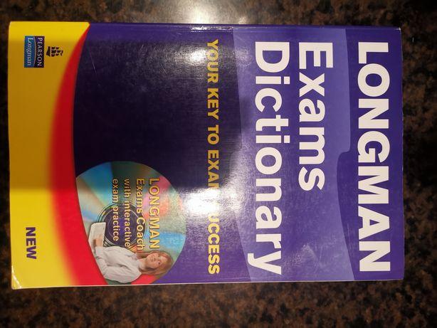 Longman Exams Dictionary +cd