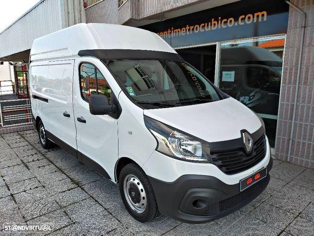Renault Trafic Longa Teto Alto Isótermica