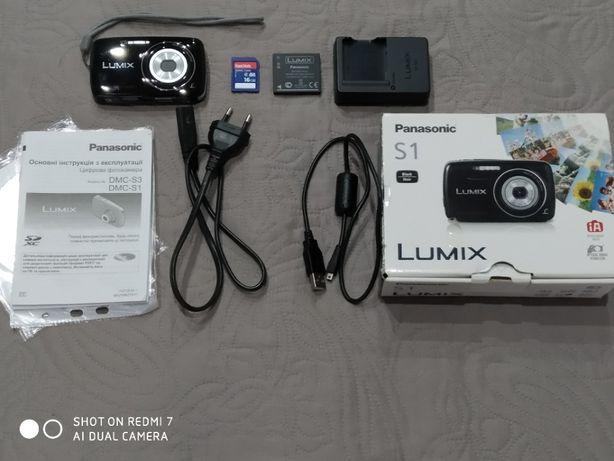 Фотоаппарат Panasonic DMC-S1