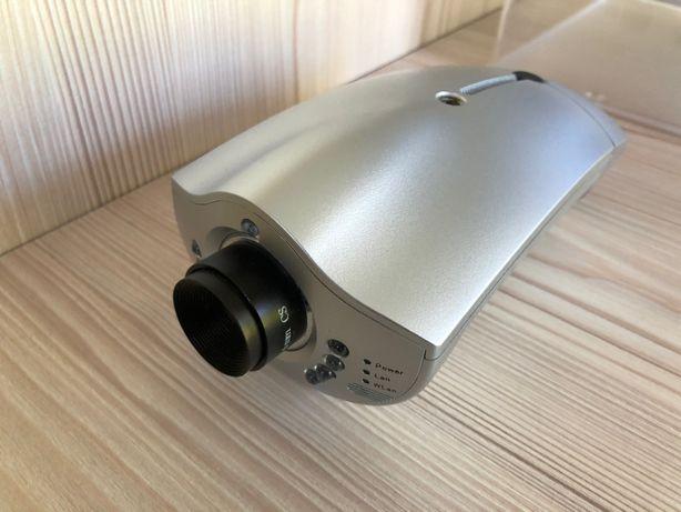 Câmeras IP NC1000-L10 com ligação ethernet, GPIOs e suporte