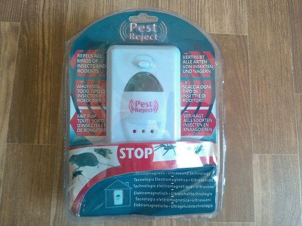 Відлякувач ультразвуковий Pest Reject (электромагнитный отпугиватель)