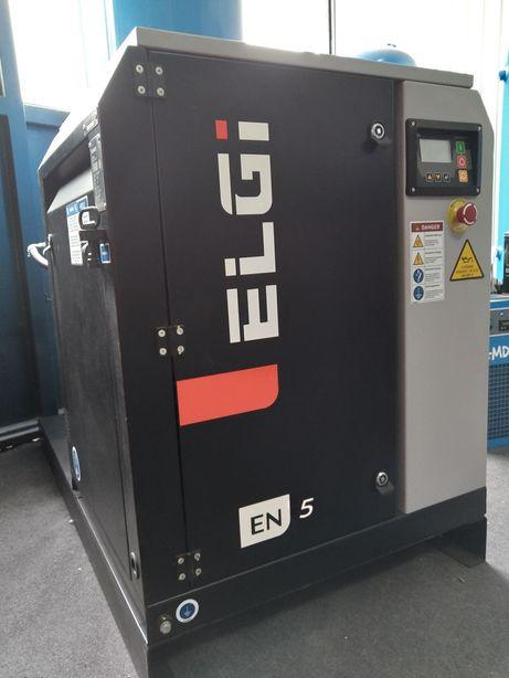 Compressor ar de parafusos novo ELGI 7.5 CV