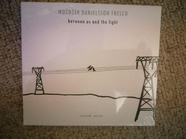 Możdżer Danielsson Fresco Between us and the light unikalne CD