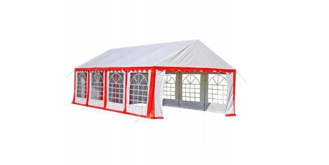 Wynajem namiotów imprezowych na ślub, chrzciny itp