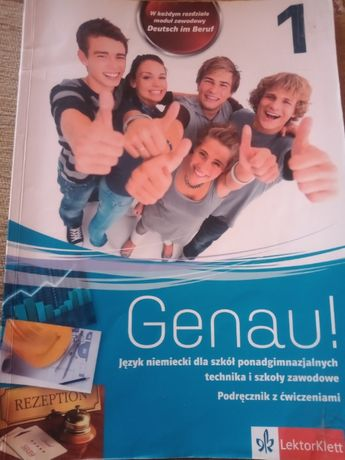 J.Niemiecki - Genau! 1