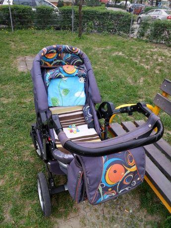 Wózek TAKO JUMPER X 3w1 gondola + spacerowy + adapter + GRATISY !!!