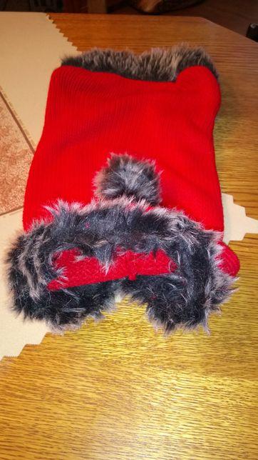 Sweterek dla psa z kapturem, roz. 35 cm