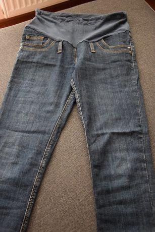 Spodnie jeansowe ciążowe Sawana rozmiar 38