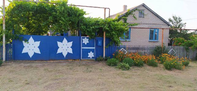 Продаётся дом в с. Нововодяное