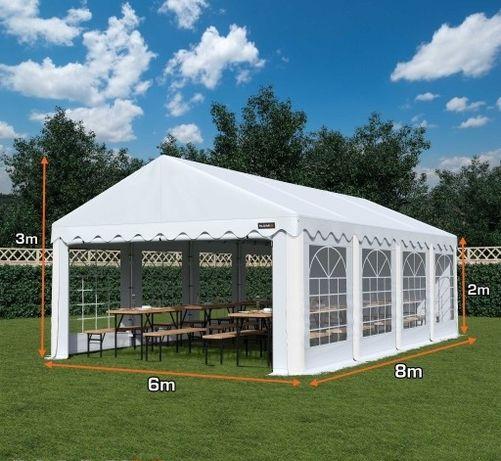 Wynajmę namiot okolicznościowy 6m x 8m