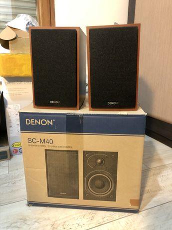 Głośniki Denon SC-M40