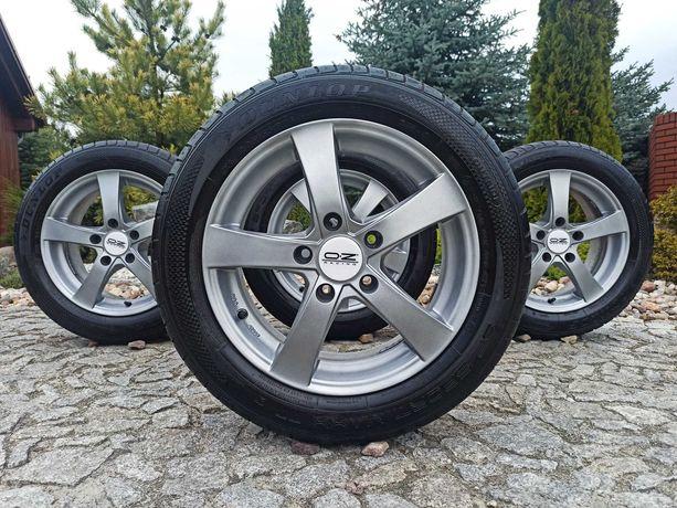 Alufelgi 16  Dezent OZ 5x120 BMW 1 3 e46 e87 INSIGNIA letnie 2018 7mm