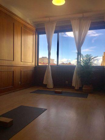 Sala de Yoga e Terapia Holística