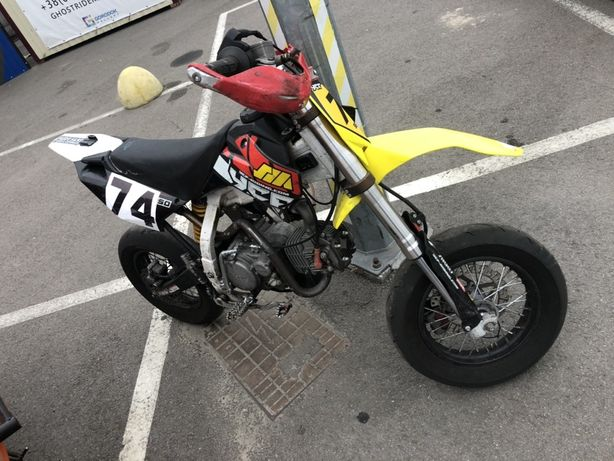 Ycf 150 pitbike