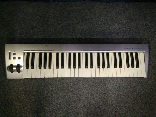 Миди-клавиатура M-audio Keyrig 49