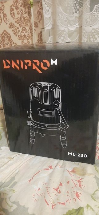 ML 230, лазер уровень , 3 года гарантии Триполье - изображение 1