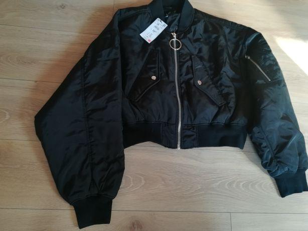NOWA Z Metką kurtka bomberka reserved klasyczna modna