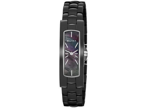 Zegarek damski Elixa Ceramika E078-L285 Nowy Apart