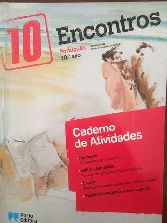 Manual e CA Encontros 10ano