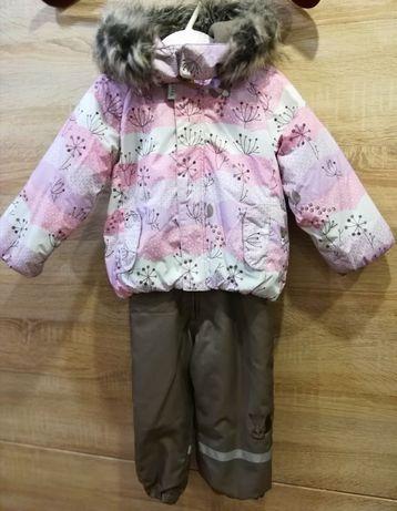Куртка и полукомбинезон Lessie, 80 термо