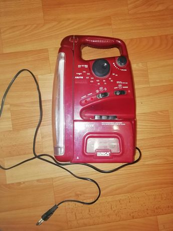 Фонарь радио 3в 1