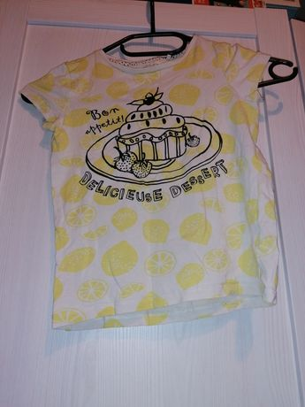 Koszulka Cool Club rozmiar 116 cm