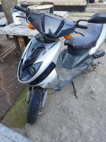 Скутер Defiant Norris