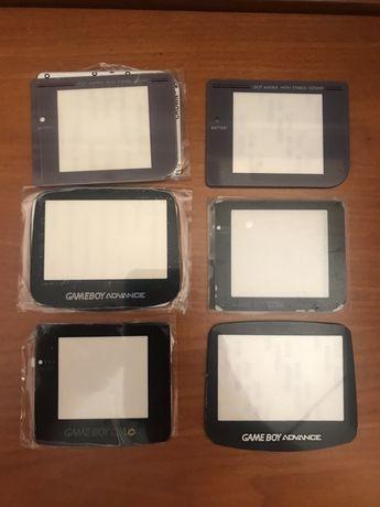 Visor para GameBoy DMG-01, pocket, color e advance