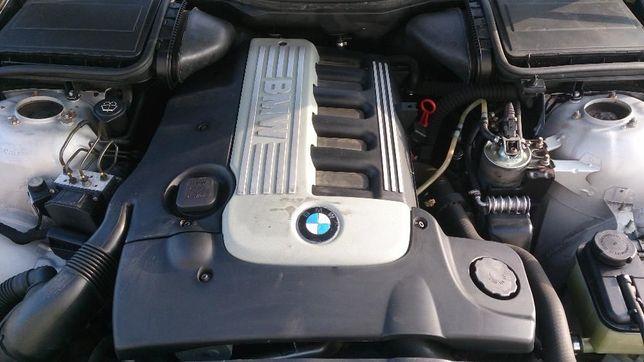 BMW E39,E46,E38 3.0d M57 183/194 KM osprzet silnika