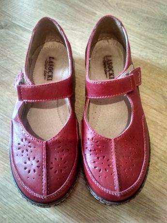 Buty damskie Lasocki 36 stan idealny jak nowe