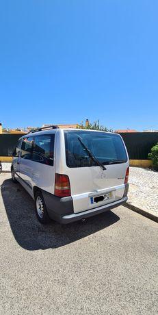 Mercedes Vito 112cdi (ate 9lug)