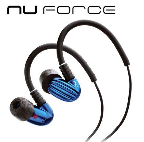 Słuchawki z mikrofonem Nuforce Primo 8 (D)